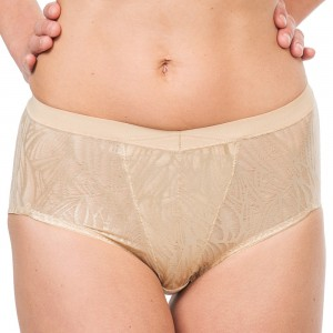 Elastic Shape Brief, gold 8821