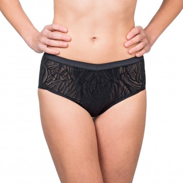 Elastic Shape Brief, black 8821