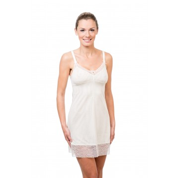 Sorbet Night dress Ivory 9868