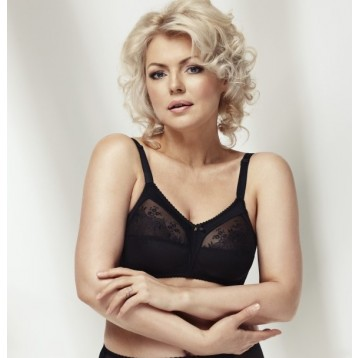Anna Soft bra Black 2217