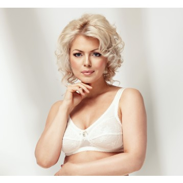 Donna Soft bra Ivory 2802