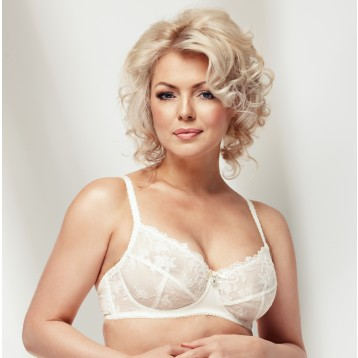 Donna Underwired Ivory 3805