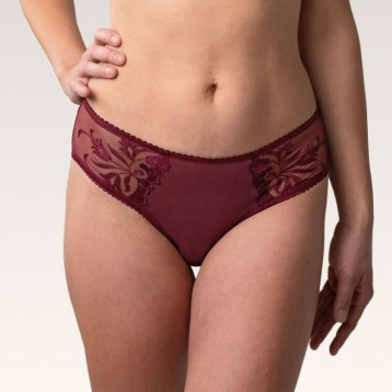 Donna Hipster 8831, wine red