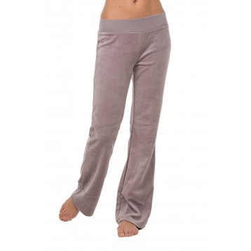 Velour trousers Silver 9302