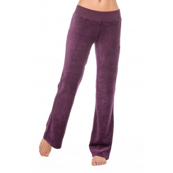 Velour trousers Plume 9302