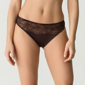 Caramba brief dark brown