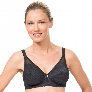 Sorbet Underwired Black 3368