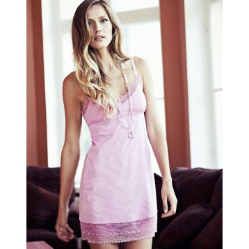 Sorbet Night dress Pink 9868