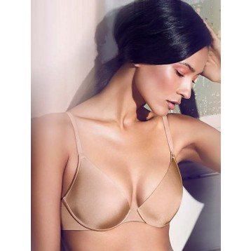 Intuition t-shirt bra, powder 108020