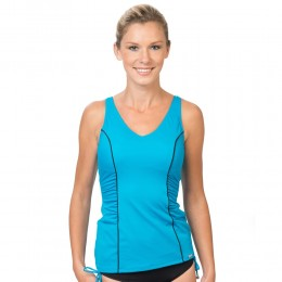 City tankini 5885, turkoosi