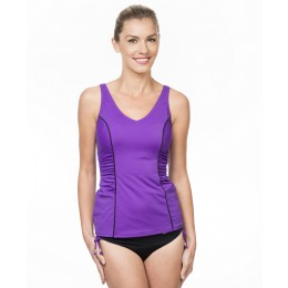 City tankini 5885, lila