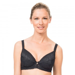 Sorbet push-up liivi 3363, musta