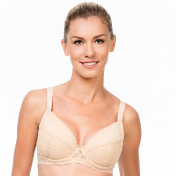 Sorbet push-up liivi 3363, kulta