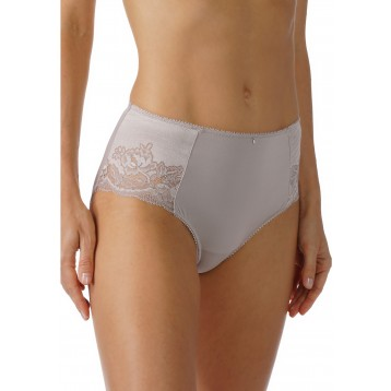 Luxurious high brief beige