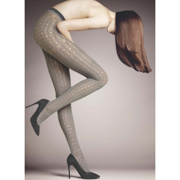 Falke Trimming tights 40 den gray